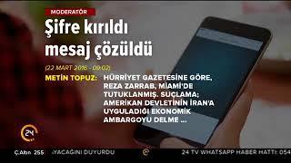 ABD telefonu istiyordu: Metin Topuz mesajlarından Rıza Sarraf'a kumpas çıktı