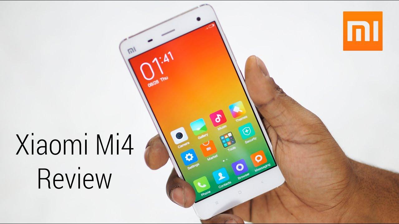 Xiaomi Mi4 Review! - YouTube