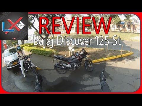 Review: Bajaj Discover 125 St