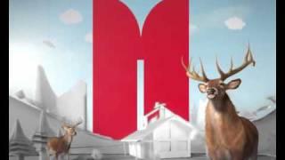Рекламная кампания Банка Москвы. Апрель 2011 года.