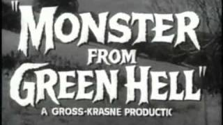 Monster from Green Hell Trailer