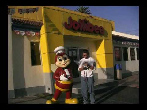 Jollibee on Beverly Boulevard - Los Angeles, California - September 2009