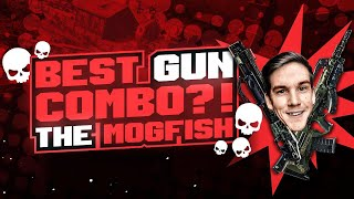 NEW BEST GUN COMBO IN BLACKOUT?!? THE MOGFISH! (Call of Duty: Blackout)