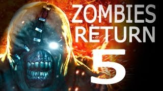 GTA 4 - Zombies Return 5: Nemesis