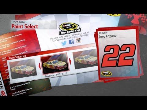 NASCAR '15 - Joey Logano @ Daytona