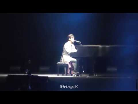 180406 Henry 헨리 SMTOWN LIVE In Dubai두바이 IT's YOU 잇츠유 무대