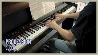 Procession (Queen) | Piano cover