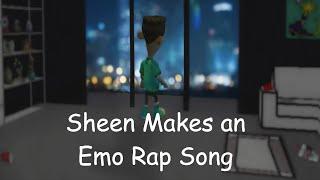 Sheen From Jimmy Neutron Makes an Emo Rap Song