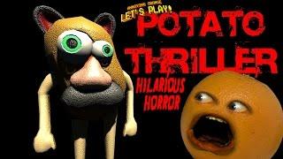 Annoying Orange Plays - P.T. (Potato Thriller): HILARIOUS HORROR