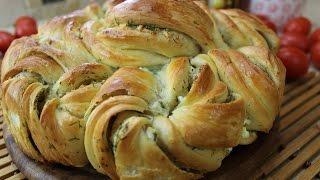 Рецепт- Чесночные булочки