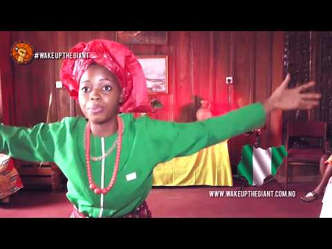 Wakeup The Giant || African Poem || Proudly Nigerian by Precious