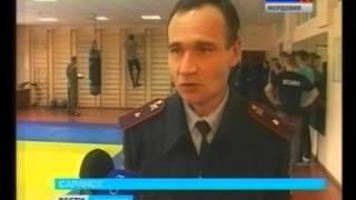 В Мордовии выбрали лучшего ГАИшника