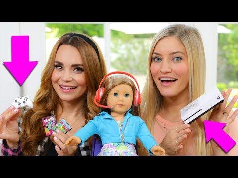 XBOX American Girl Doll!
