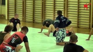 Fighters Factory Oleśnica - Trening zapasów w grupie MMA