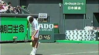Japan Open Sampras vs Gilbert