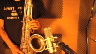 Giant Steps ( John Coltrane ) by Jean-Baptiste Berger (tenor sax