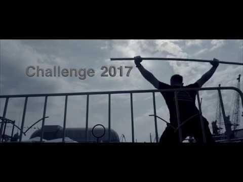Odessa Athletics Challenge 2017(тизер)