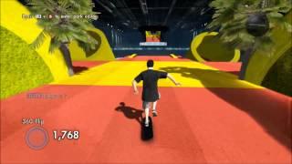 How to Enter Skate 3 Ninja Warrior 2013