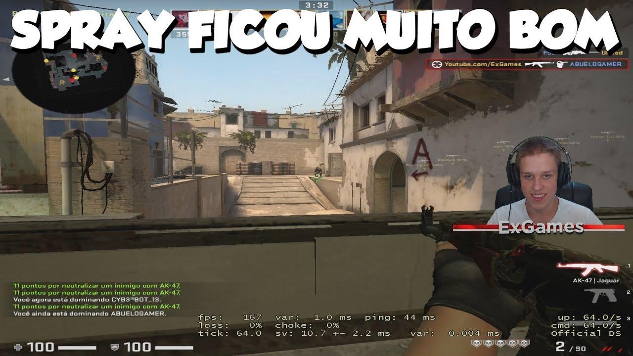 Um monitor de 240HZ é bom pra jogar CS:GO?? - EU JOGUEI!!