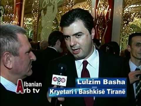 ARB TV NEWS, LULZIM BASHA NE USA 2012