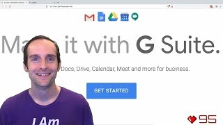 G Suite Tutorial: Setup Gmail, Docs, Drive & Calendar on Your Website!