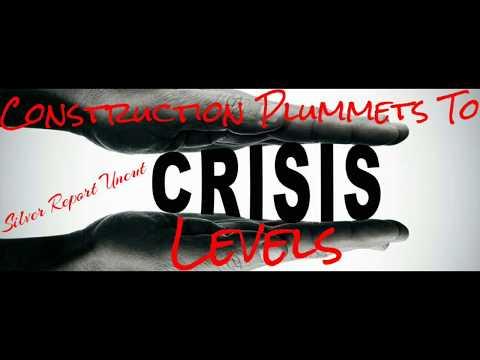 Construction Spending Plummets to Economic Crisis Levels