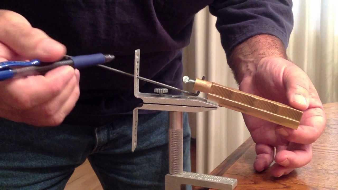 Lansky Sharpening Hone.