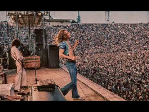 Led Zeppelin - Live @ Kezar Stadium 1973/06/02