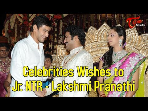 Celebrities Wishes to Jr. NTR - Lakshmi Pranathi - 02
