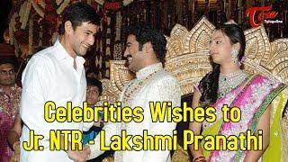 Celebrities Wishes to Jr. NTR - Lakshmi Pranathi - 02