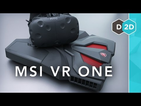 VR One Review - Virtual Reality in a Backpack?!