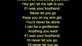Justin Bieber - Boyfriend - [Lyrics On Screen] - HD Quality - Free Download