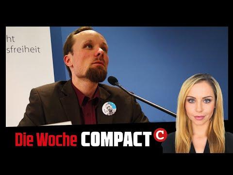 Deutschland und die Todesdrohne, Widerstand gegen Uploadfilter: Die Woche COMPACT