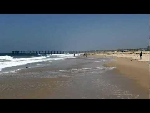 Living in Hermosa Beach between Manhattan Beach and Redondo Beach, CA