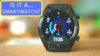 Huawei Watch GT: A Smartwatch or Fitness Tracker on Steroids? After 1-Month Review!