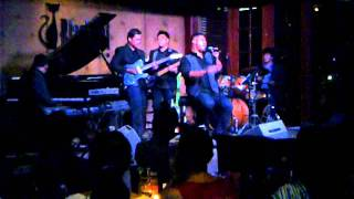 mike mohede for once in my life live performance