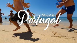 Faro Island, Praia de Faro (Algarve Portugal) - Wish You Were Here!