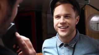 Backstage with Olly Murs (Mojo in the Morning)