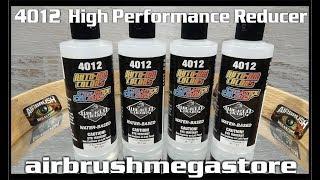 4012 عالية الأداء المخفض Createx الألوان
