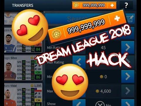 Dream League Soccer 2018 Hack