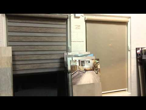 Motorized Electric Blinds And Shades