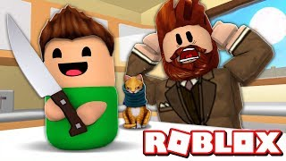 ICH BECOME THE BADEST BABY OF ROBLOX !!