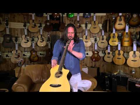 Breedlove Guitars and Quality Control - Moore Music