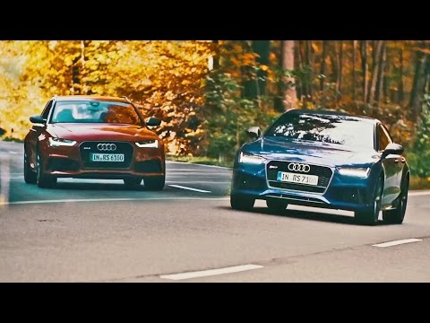 ► 2016 Audi RS6 performance and RS7 performance