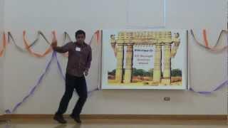 Sriram s/o Srinivas Atluri dance performance @ NITW Americas