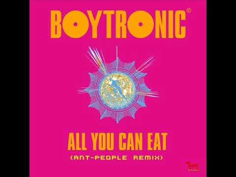 Boytronic - All You Can Eat (High Energy) Mp3
