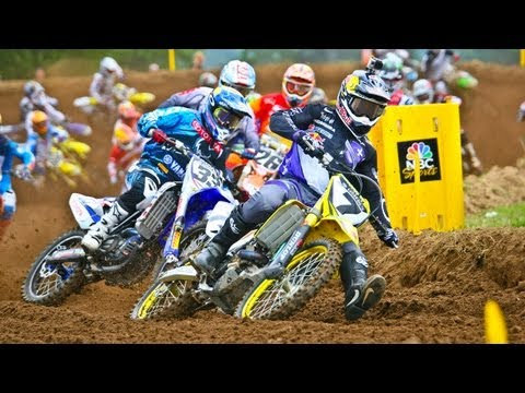 2013 Red Bull RedBud National Race Highlights