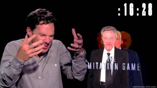Benedict Cumberbatch's Celebrity Impressions   The Imitation Game   MTV After Hours 1