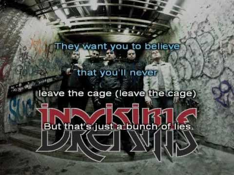 Invisible Dreams - The Cage (KARAOKE VERSION)
