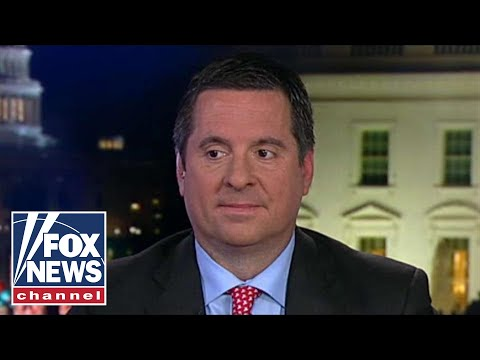 Nunes ridicules impeachment hearings: 'This is totally nuts'